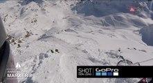 GoPro run Anne-Flore Marxer - Chamonix-Mont-Blanc staged in Vallnord-Arcalís FWT17