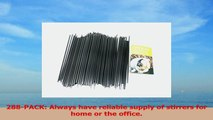 Good Living Set of 175 Hollow Disposable Coffee Stir Sticks 288pack 50400 Sticks in f7f8f0c4
