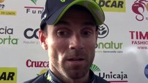 """Tour d'Andalousie 2017 - Alejandro Valverde : """"Je vais bien et Alberto Contafdor va très bien aussi"""""""