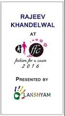 Rajeev Khandelwal samll interview about Lakshyam  Pride Of India Awards 2016