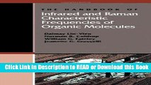 [PDF] The Handbook of Infrared and Raman Characteristic Frequencies of Organic Molecules Read Online