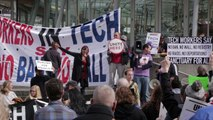Tech workers protest immigration reform today in SF-JpAHqaJrbw4