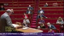 Lecture définitive de la PPL de l'extension du délit d'entrave à l'IVG
