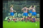 18.03.1992 - 1991-1992 UEFA Cup Winners' Cup Quarter Final 2nd Leg Club Brugge 2-1 Atletico Madrid