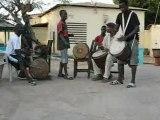 La relève Kouyate, dunumba - djembe