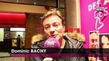 """Dominic Bachy raconte l'amour dans """"Des amours, désamour"""" (EXCLU VIDEO)"""