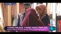 Gunakan Adat Jawa, Ridwan Ghani & Putri Fitting Baju Pengantin