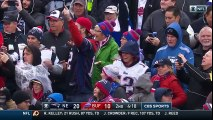 Brady Fires to Gronk for His 69th Career TD!   Patriots vs. Bills   NFL