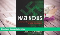 Kindle eBooks  Nazi Nexus: America s Corporate Connections to Hitler s Holocaust PDF [DOWNLOAD]