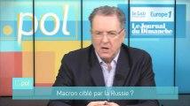 Richard Ferrand vise la Russie après les attaques informatiques visant Macron