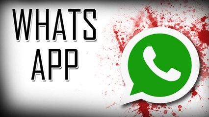 Nunca abra seu WhatsApp à noite!