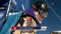 Run Anne-Flore Marxer - Chamonix-Mont-Blanc staged in Vallnord-Arcalís FWT17