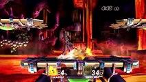 Super Smash Bros. Brawl - Pikachu - Pokemon Battle - Cartoon Movie Games for Kids HD