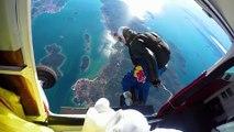 Adrénaline - Wingsuit : Un saut spécial pour la Saint-Valentin