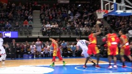 Boulazac Basket Dordogne - JA Vichy/Clermont