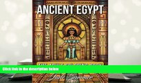 Download [PDF]  Ancient Egypt: An Adult Coloring Book with Famous Landmarks, Legendary Women,