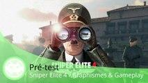Pré-test - Sniper Elite 4 (Graphismes, Gameplay, Evolution de la Série)