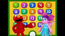 Elmo 1234 - Number 5 - Elmo 123 count with me, Sesame Street Elmo count with me by DisneyT