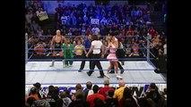 Deuce & Domino vs Finlay & Hornswoggle SmackDown 11.30.2007