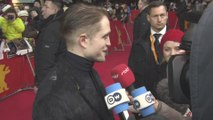 Robert Pattinson Wows With New Hair Style In Berlin