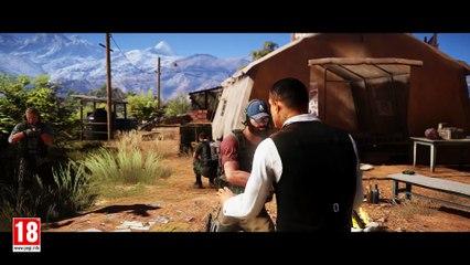 Trailer bêta ouverte  de Tom Clancy's Ghost Recon : Wildlands