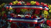 Hautes-Alpes/ bleu à l'âme : Une cérémonie d'hommage aux gendarmes décédés à Gap