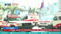 Philippine Red Cross 143 call, repost by Julien Alexandre Randoulet