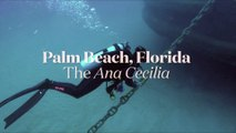 Sport Diver In The Field: Scuba Diving the Ana Cecilia in West Palm Beach, Florida