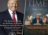 Donald Trump : il a installé le chaos (et les fautes d'orthographe) à la Maison Blanche !