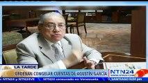 Ordenan congelar bienes del expresidente de la Corte Suprema de Justicia de El Salvador