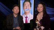 "IR Interview: Ken Jeong & Suzy Nakamura For ""Dr. Ken"" [ABC-S2]"