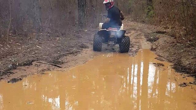 Town Creek OHV Trails 2-12-17