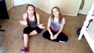 HOT YOGA CHALLENGE Yoga Challenge Fail Yoga challenge 1