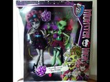 El EXAMEN conjunto de monster high ZOMBIE SHAKE h 1 REVIEW set of monster high ZOMBIE SHAKE h 1