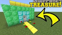 PopularMMOs Minecraft׃ STEALING THE SECRET TREASURE!!! - Pigs Take Over 2 - Custom Map