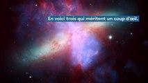 Galaxies lointaines et aurores boréales: la Nasa vend 150photos aux enchères