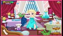 Disney Frozen Juegos De La Bebe Elsa Viaje De Esquí – La Mejor Princesa De Disney Juegos Para Chicas Y Chico