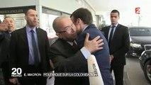 En Algérie, Macron dénonce la colonisation : «C'est un crime contre l'humanité»