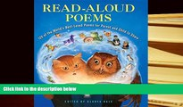 BEST PDF  Read-Aloud Poems: 120 of the World s Best-Loved Poems for Parent and Child to Share