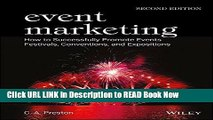 [Reads] Event Marketing: How To Successfully Promote Events, Festivals, Conventions And