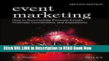 [Best] Event Marketing: How To Successfully Promote Events, Festivals, Conventions And