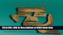 [Best] Consumer Behavior and Managerial Decision Making Free Books