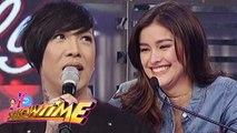 It's Showtime: Vice Ganda blames Liza