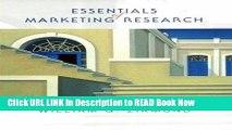 [Best] Essentials of Marketing Research (The Dryden Press series in marketing) Online Ebook