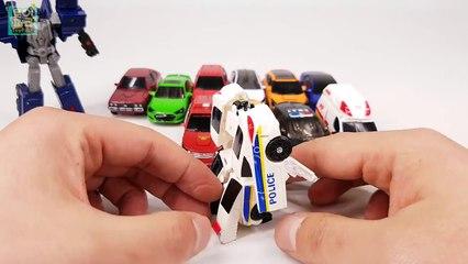 Hello Carbot Micro Mini 12 Transformers Robot