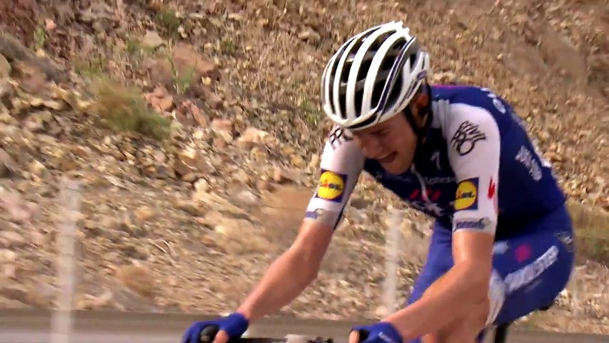 Last kilometer - Stage 3 - Tour of Oman 2017