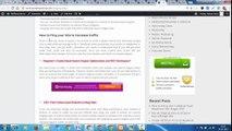 Online SEO In Urdu (Short Trick) Ping My URL - video dailymotion