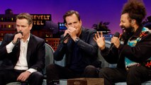 Beatboxing w/ Matt Damon, Will Arnett & Reggie Watts