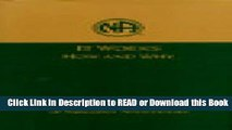 Books It Works: How and Why: The Twelve Steps and Twelve Traditions of Narcotics Anonymous Read