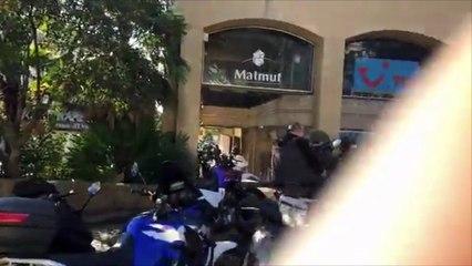 VIDEO. Incidents au commissariat d'Ajaccio
